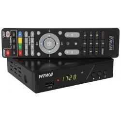 Tuner DVB-T WIWA H.265 PRO