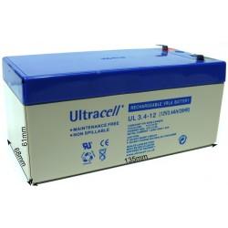 Akumulator AGM ULTRACELL UL...
