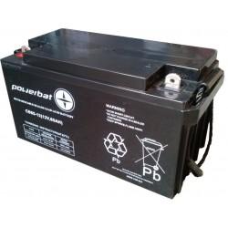 Akumulator AGM Powerbat 65Ah