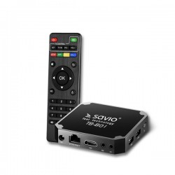 Savio Smart TV Box Basic...