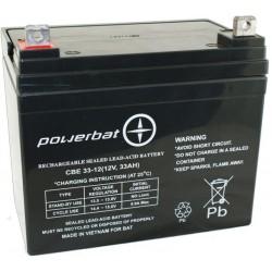 Akumulator PowerBat AGM 12V...