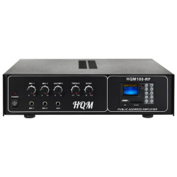 WZMACNIACZ HQM100-RF RADIO...