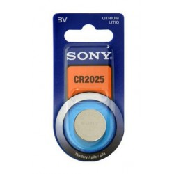 Bateria SONY CR2025...